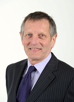 Donald Graham, Chief Executive